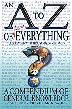 The Daily Telegraph A to Z of Almost Everything: A Compendium of General Knowledge 9780316725873