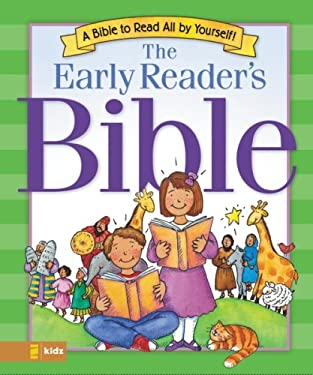 The Early Reader's Bible 9780310701392