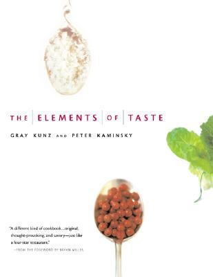 The Elements of Taste 9780316608749
