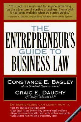 The Entrepreneur's Guide to Business Law 9780314223166