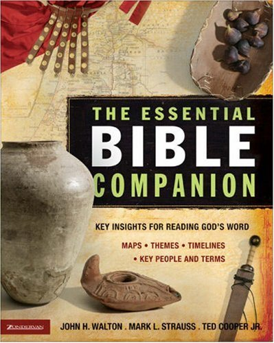 The Essential Bible Companion: Key Insights for Reading God's Word 9780310266624