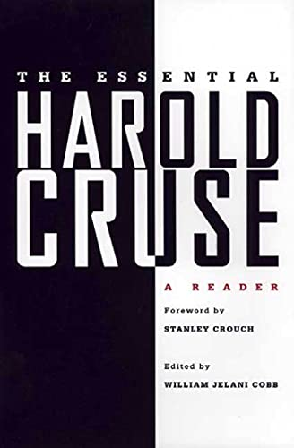 The Essential Harold Cruse: A Reader 9780312293963