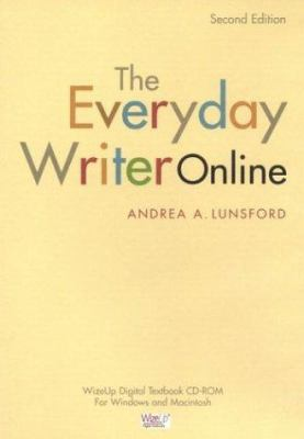 The Everyday Writer Online, 2nd Edition, CD-ROM 9780312259877