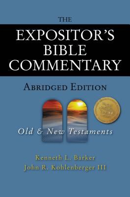 The Expositor's Bible Commentary - Abridged Edition: Two-Volume Set 9780310255192