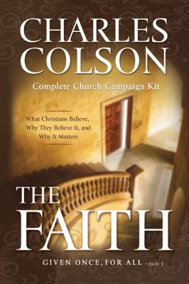 The Faith: Complete Church Campaign Kit [With Participant's, Leader's, Getting Started Guides and DVD and Hardcover Book] 9780310293736
