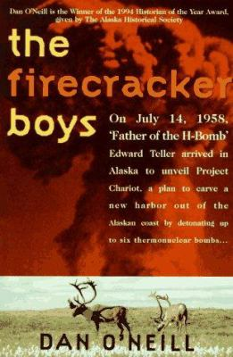 The Firecracker Boys 9780312134167
