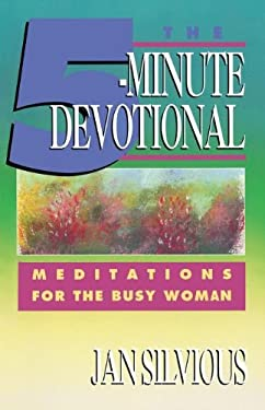 The Five-Minute Devotional: Meditations for the Busy Woman 9780310344018