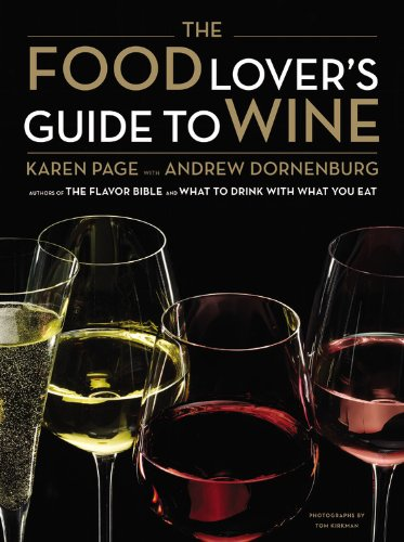 The Food Lover's Guide to Wine 9780316045131