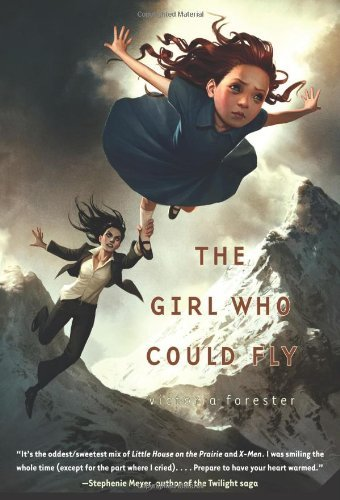 The Girl Who Could Fly 9780312602383
