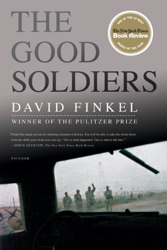 The Good Soldiers 9780312430023