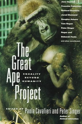 The Great Ape Project: Equality Beyond Humanity 9780312118181