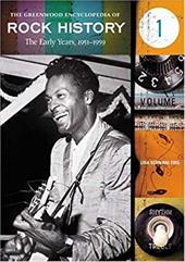 The Greenwood Encyclopedia of Rock History [6 Volumes]: [Six Volumes] 968578