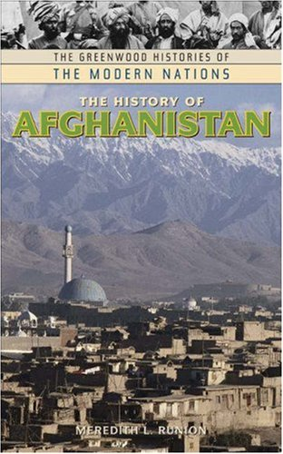 The History of Afghanistan 9780313337987