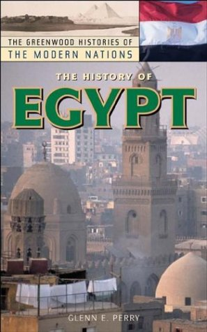 The History of Egypt 9780313322648