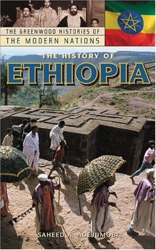 The History of Ethiopia 9780313322730