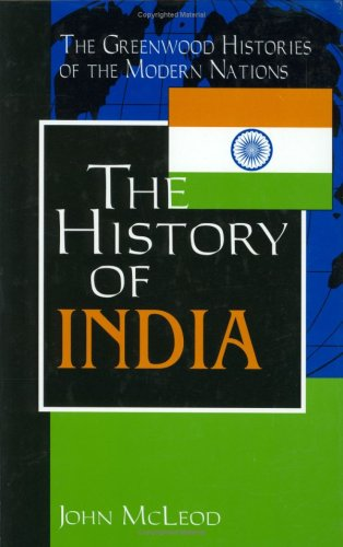 The History of India 9780313314599