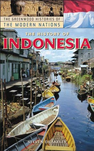 The History of Indonesia 9780313331145