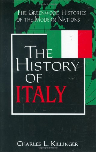The History of Italy 9780313314834