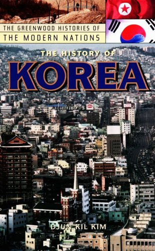 The History of Korea 9780313332968