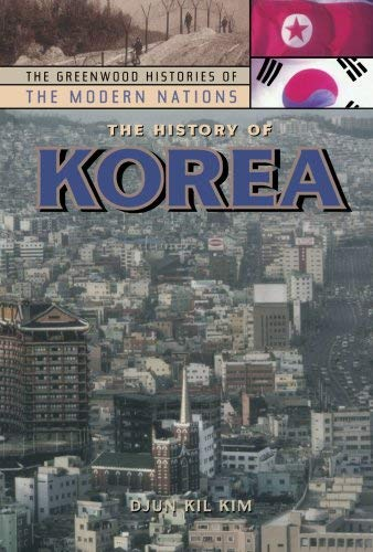The History of Korea 9780313360534