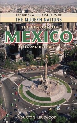 The History of Mexico 9780313366017