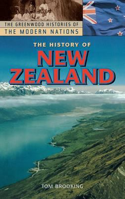 The History of New Zealand 9780313323560