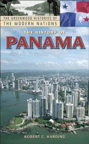The History of Panama 9780313333224