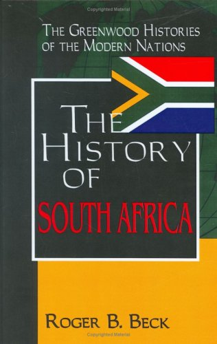 The History of South Africa 9780313307300