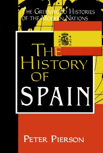 The History of Spain 9780313360732