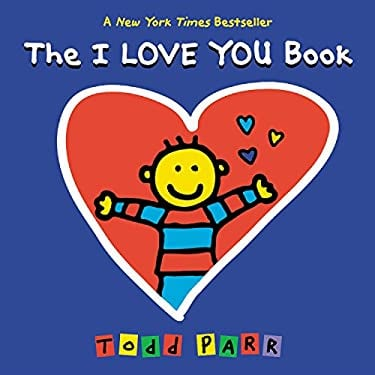 The I Love You Book 9780316019859