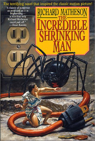 The Incredible Shrinking Man 9780312856649
