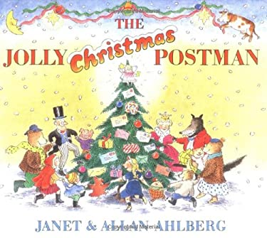 The Jolly Christmas Postman 9780316127158