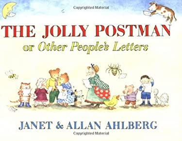 The Jolly Postman: Or Other People's Letters 9780316126441