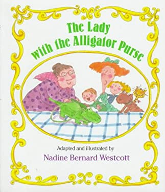 The Lady with the Alligator Purse (9780316931359) photo