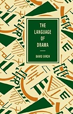The Language of Drama 9780312052690