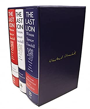 The Last Lion Box Set: Winston Spencer Churchill, 1874 - 1965 9780316227780