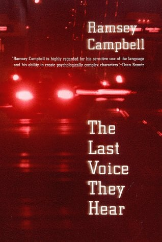 The Last Voice They Hear 9780312866112
