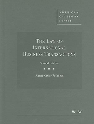 The Law of International Business Transactions 9780314271525