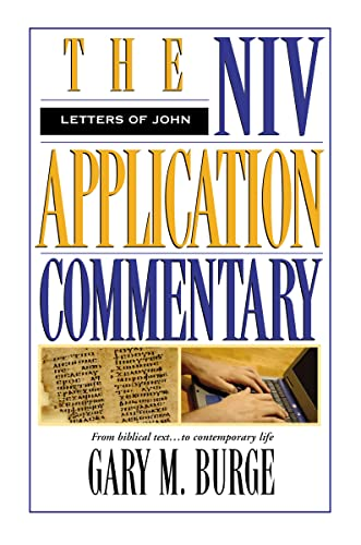 The Letters of John 9780310486206