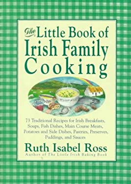 The Little Book of Irish Family Cooking 9780312151652