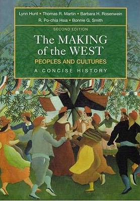 Making of West Concise 2e Cmb 9780312439378