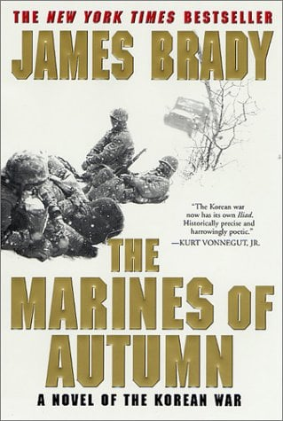 Marines of Autumn 9780312280819