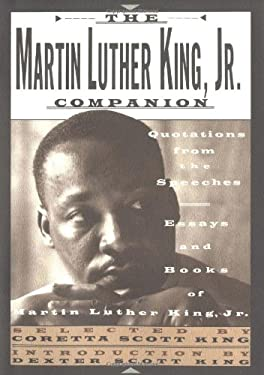 Martin Luther King, JR. Companion