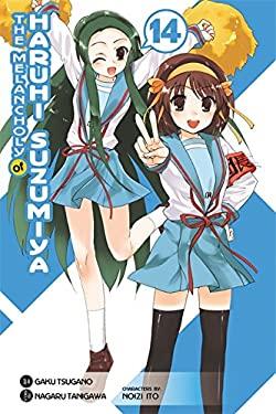 The Melancholy of Haruhi Suzumiya, Vol. 14 (Manga) 9780316229050