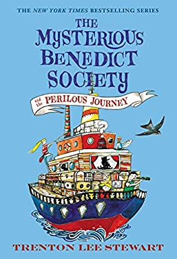 The Mysterious Benedict Society and the Perilous Journey 9780316036733