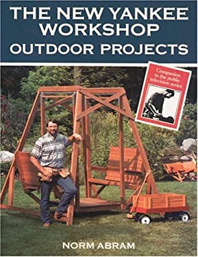 The New Yankee Workshop: Outdoor Projects 9780316004862