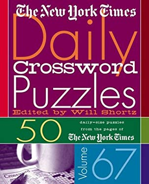 The New York Times Daily Crossword Puzzles 9780312324377