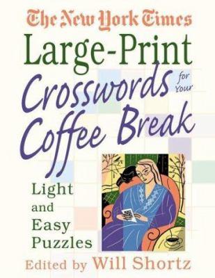 Nyt LP Coffeebreak Xwords 9780312331092