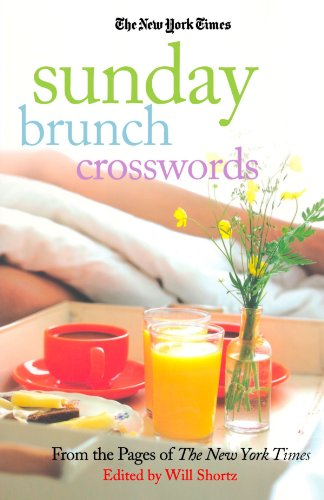 The New York Times Sunday Brunch Crosswords: From the Pages of the New York Times 9780312365578