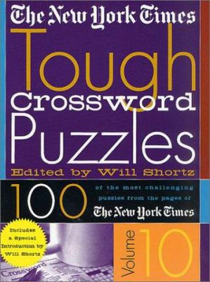 The Nyt Tough Xwords 10 9780312300609
